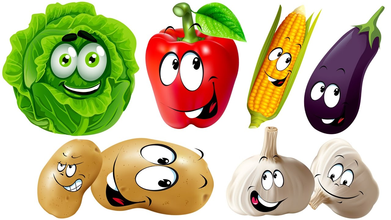Learn Vegetables Names For Kids   Learn Vegetables Name in ...