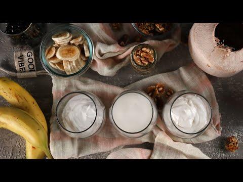 Coconut Yogurt Brekki