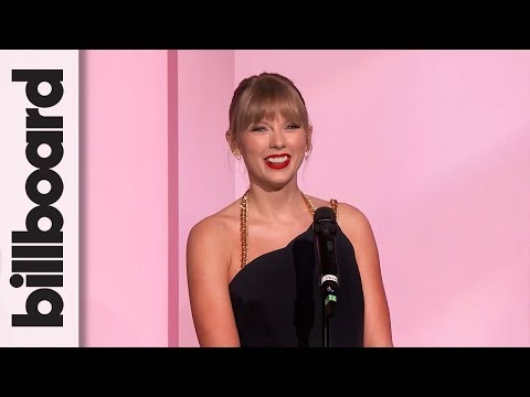 Taylor Swift Called Out Scooter Braun During Her Speech at Billboard's Women in Music Event