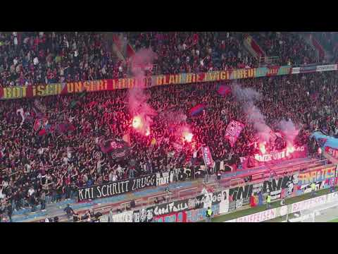 FC Basel - FC Zürich 1:0   Re-Live: Das Siegtor durch Oberlin!