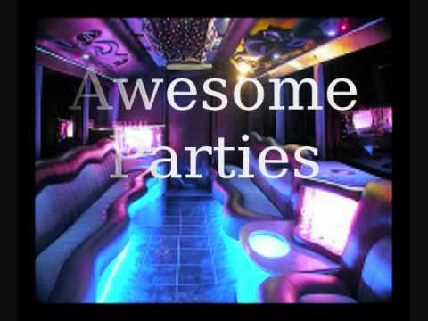 Miami Florida Limousine Party Bus Rentals