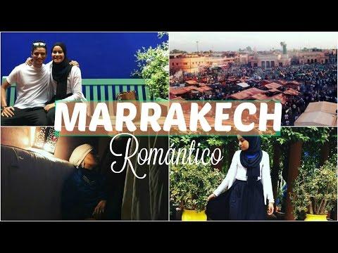 Marrakech romántico + jardines de Majorelle |Vlog #8 Marruecos auténtico| ramiaschannel