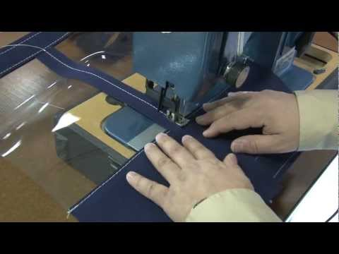 Sewing Zippers 102 - Bind & Slit Approach