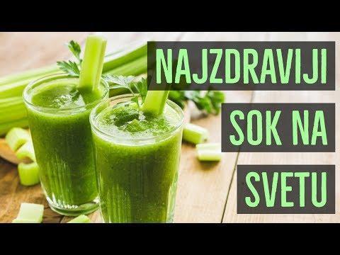 Celer - Lekovita Svojstva Celera i Soka od Celera - Kako Napraviti ovaj Super Sok