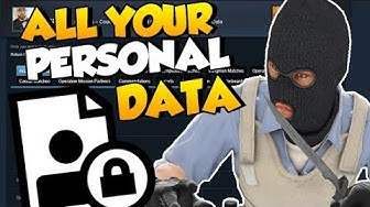 How to check all your CS:GO stats