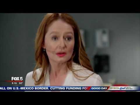 '24: Legacy' actor Ashley Thomas stops by Good Day Atlanta