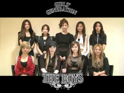 Girls' Generation 소녀시대 'The Boys' Interview (ENG)