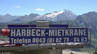 Harbeck Mietkräne - Gerlos Pass