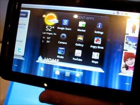Engadget en español con el Dell Streak 7