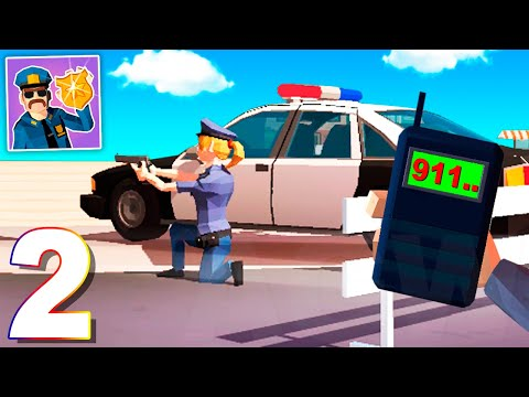 Police Story 3D (Police Officer Simulator) Gameplay Walkthrough (Android) 6-10 Levels