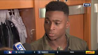 Didi Gregorius collects 2 hits, 2 runs in Game 4 win