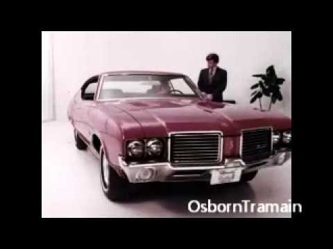 1972 Oldsmobile Cutlass Commercial   Featuring James Hampton & Ray Kellogg