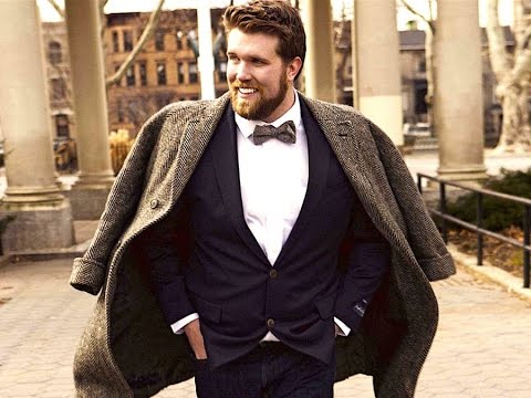 Meet the Top 3 Faces of Plus-Size Male Modeling