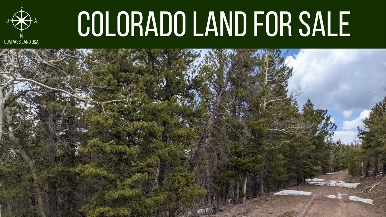 SOLD - 2.37 Acres - RV OK! In Forbes Park, Costilla County CO