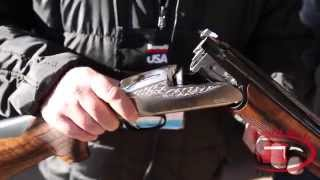 Repeat youtube video Benelli 828U Over & Under Shotgun new at SHOT Show 2015