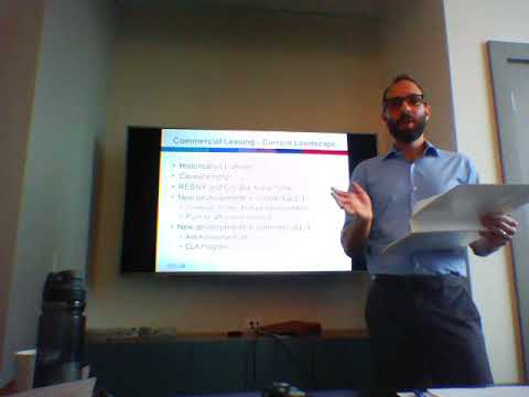 Commercial Lease Assistance Training Day 1 Segment 1