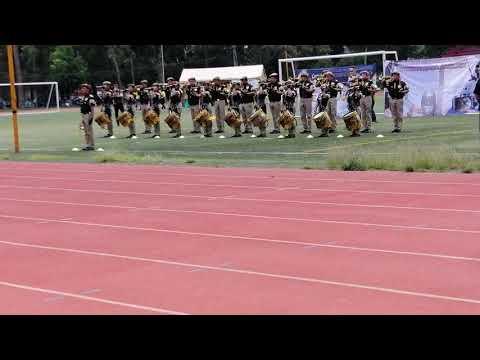 Banda de Guerra Cuna de Banderos Calderón 2019