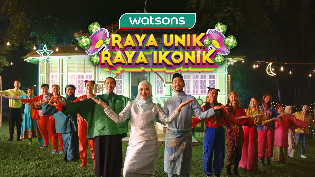 Download Watsons Raya 2021 #RayaUnikRayaIkonik