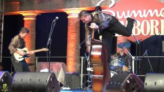 ▲Jets - Yes tonight Josephine - Summer Jamboree 2012