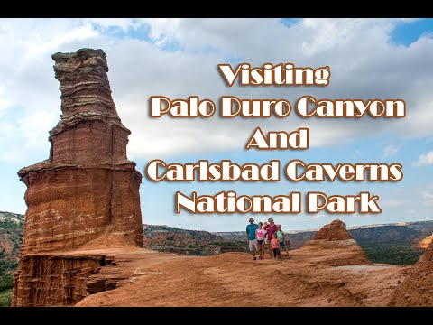 Deserts and Mountains Trip -  Palo Duro and Carlsbad Caverns NP
