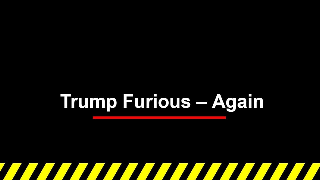Trump Administration Overrules Trump – Again