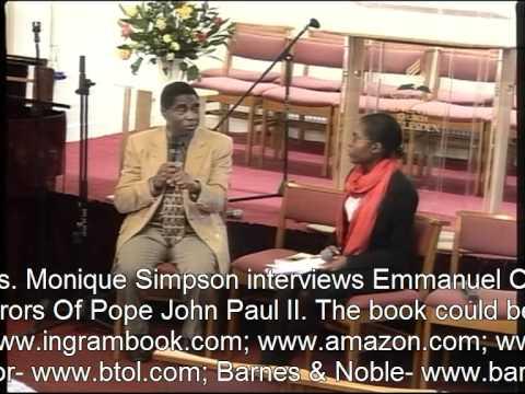 Interview: The Errors Of Pope John Paul II