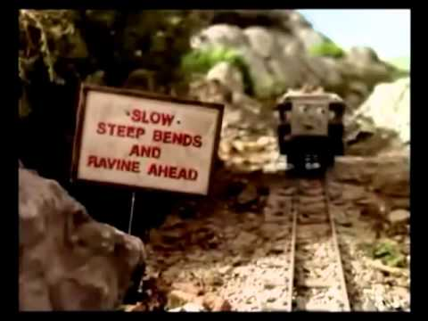 Jim Ross commentates on Thomas the Tank Engine
