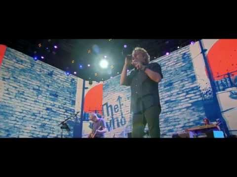 You Better You Bet - clip from The Who: Live In Hyde Park