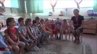 """Конспект занятия в детском саду """"В гости к Незнайке"""""""