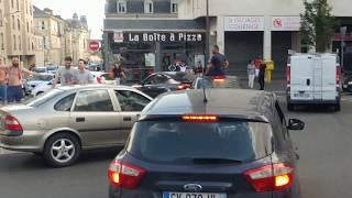France Champion (Франция Чемпион) Жители Франции празднуют победу