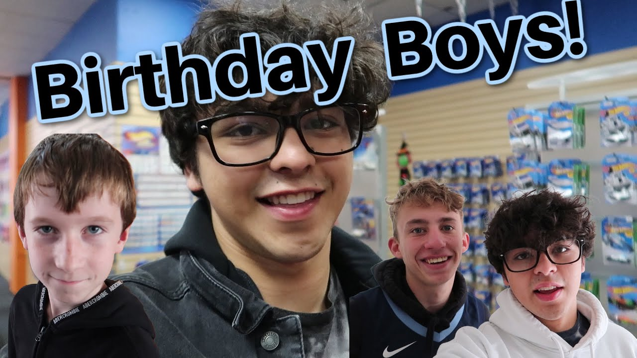 Download The boy's Birthday special