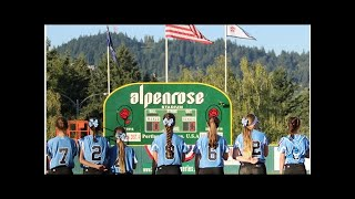 Lake Oswego falls to USA Southwest in final game at Little League Softball World Series, 12-5