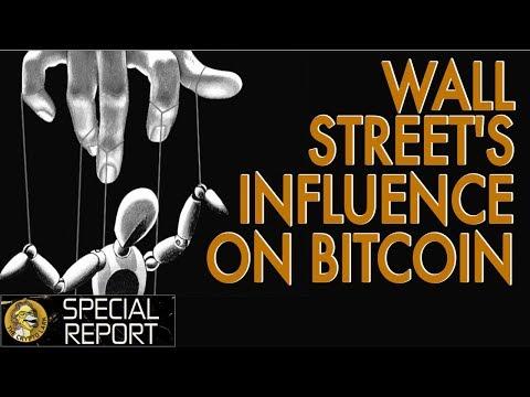 Wall Street's Influence on Bitcoin – Price, Manipulation, Bakkt, Fidelity, & JP Morgan