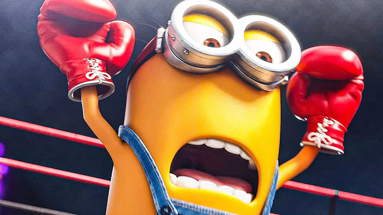 Download The Competition - MINIONS Full Short Movie