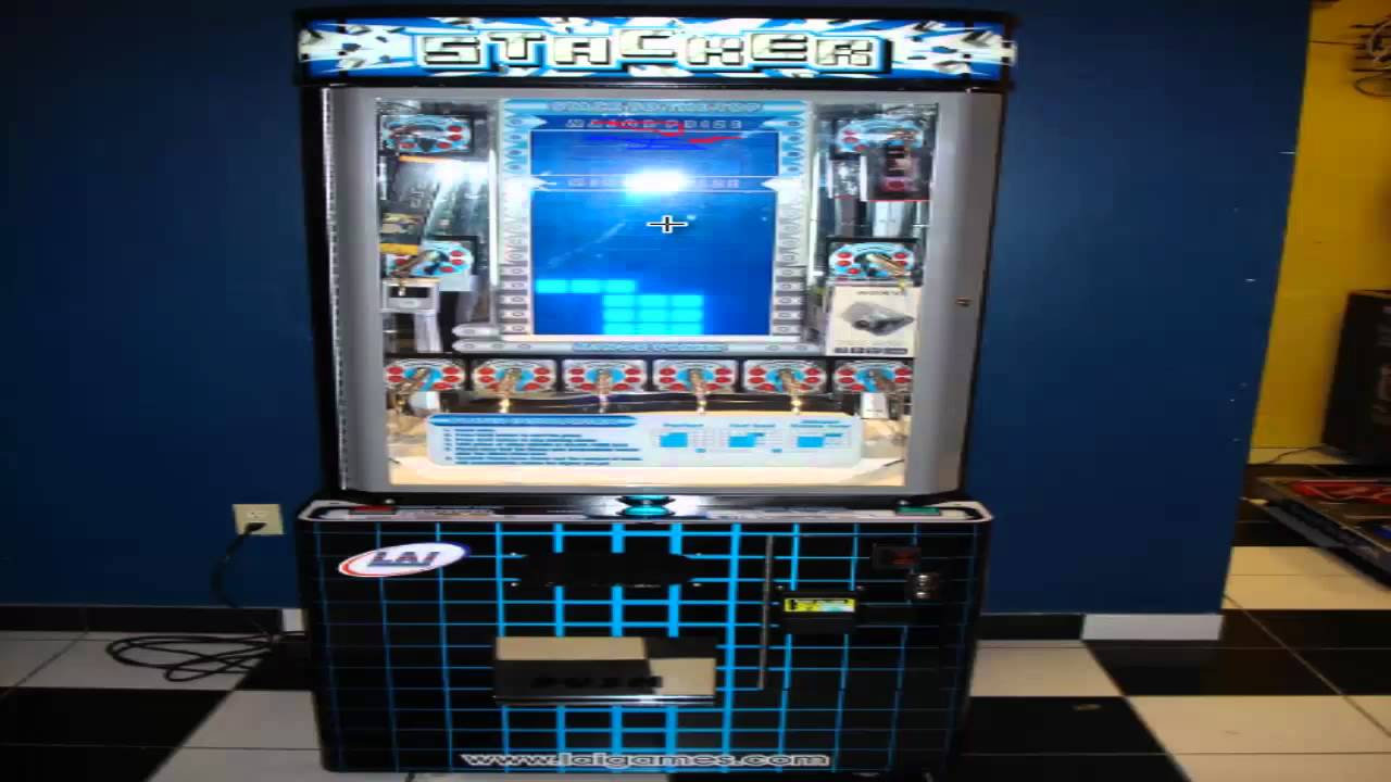 HOW TO WIN AT STACKER, CLAW MACHINES AND OTHER ARCADE ...