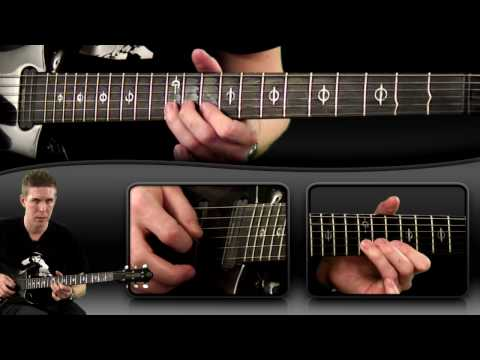 Guitar Lesson - Easy Country Lick