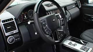Тест-драйв Range Rover 4,4.