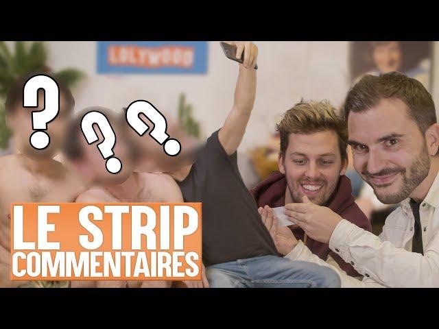 On Joue au Strip Commentaires avec Pierre Croce et Benjamin Verrecchia