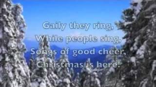 Barlowgirl Carol Of The Bells lyrics