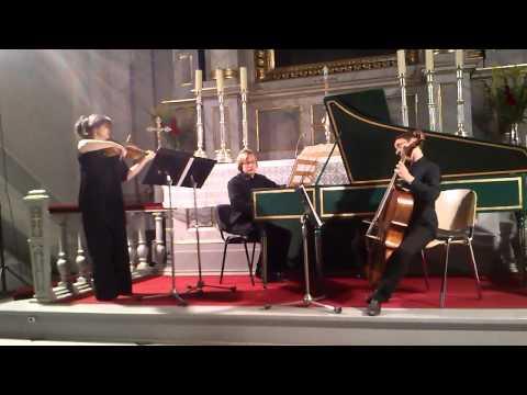 TELEMANN Sonate Metodiche nr 3 e-moll