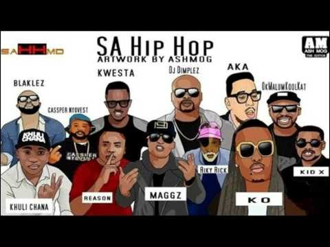 New Best Mzansi Hip Hop Mix of the Year (2)