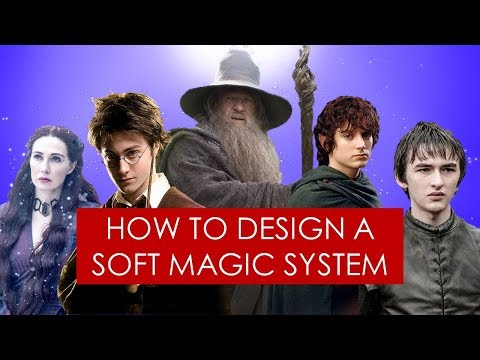 Download Youtube: On Writing: soft magic systems in fantasy [ Tolkien l Game of Thrones l Harry Potter ]