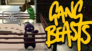 GANG BEASTS ONLINE - Thinking About Life...