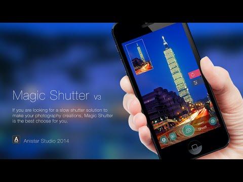 MagicShutter V3 - Amazing Slow Shutter App