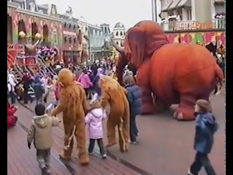 Disneyland Paris Carnaval Livre De Le Jungle 06 02 2006