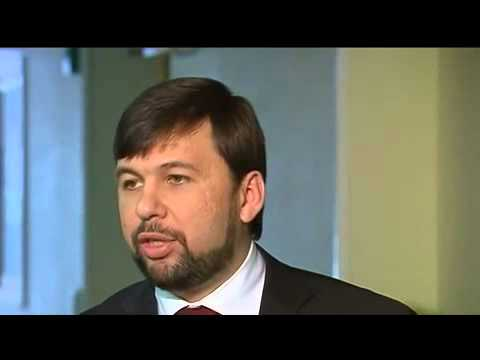 Denis Pushilin We are on the verge of collapse Minsk Agreement dated 14 03 2015 Ukraine News,War To