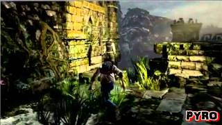 Uncharted- Golden Abyss Gameplay (HD)