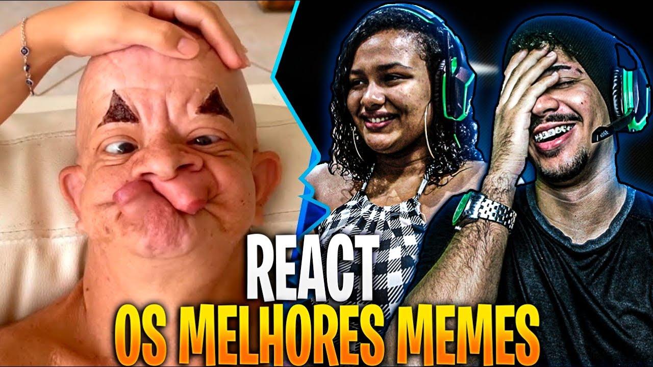 REAGINDO: OS MELHORES MEMES DO RICK MEMES #26 - TENTE NÃO RIR | Rick Memes
