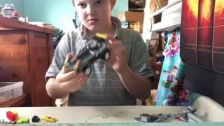 Lego builds gokart