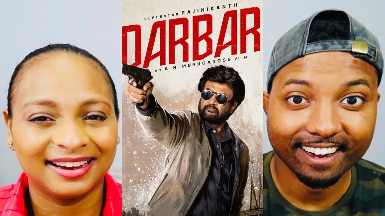 DARBAR Official Trailer (Tamil) | SUPERSTAR RAJINIKANTH  | Jamaicans React & Discuss
